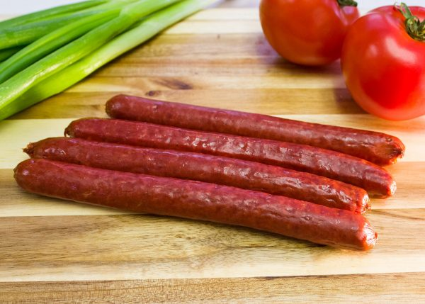 beef sticks - Husnik Meat Company South St Paul
